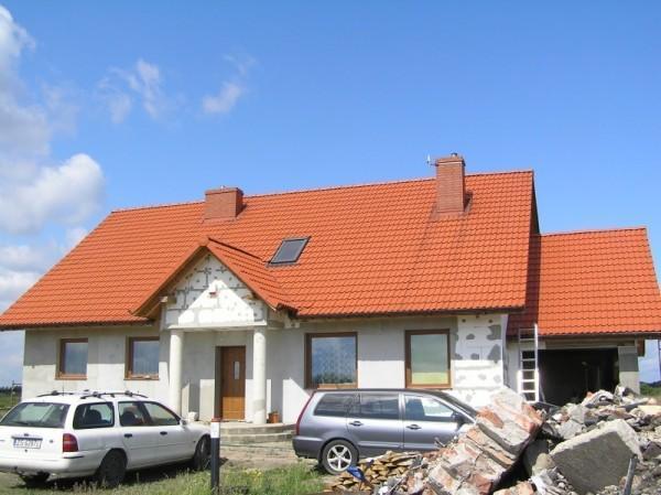 Dom jednorodzinny realizacje