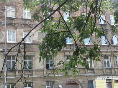 budynek przed audytem remontowym